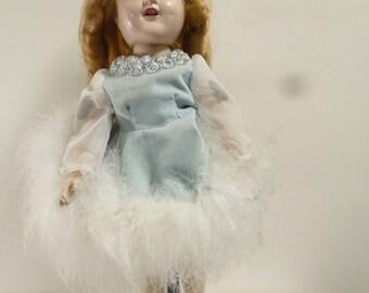 1939 Madam Alexander's Sonya Henie doll