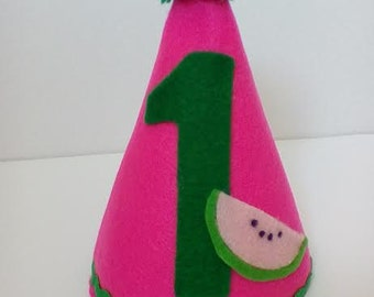 Ready to Ship-Watermelon Hat