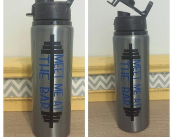 Monogram Sport Water Bottle * Sale BOGO 50 % off!!*