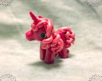 Scout the sassy & adorable unicorn pony