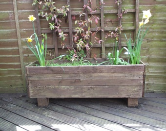 Garden planter large
