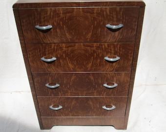 4 Drawer Dresser Etsy