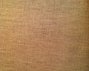 6oz Camel cotton fabric from Sweden