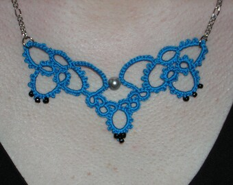 Made to Order Tatted Necklace