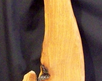 Mesquite wood cross