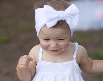 Baby Turban Bow