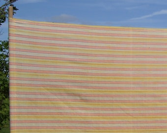 Fair Trade cotton fabric windbreak 'Indian Summer'