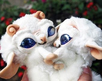 Little Sheep & Ram