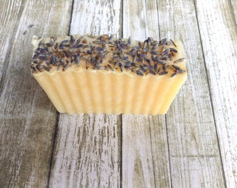 Lavender + Lemongrass Cold Process Soap