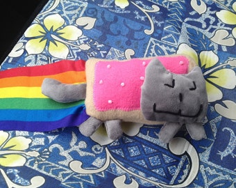 "16"" Nyan Cat Plush"