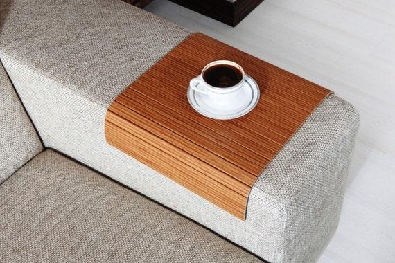 canap table plateau egzotic bambu canap bras par anatolianwoods. Black Bedroom Furniture Sets. Home Design Ideas