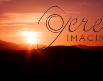 Colorado Sunset, Orange Sunset, Colorado Mountains, Mountain Photography, Sunset Photography, Sunrise, Colorado Rocky Mountain, Fort Collins
