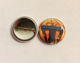 "Tomorrowland ""1 Pin Button"
