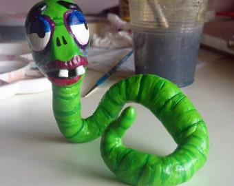 Tim Burton Corpse Bride Maggot figurine