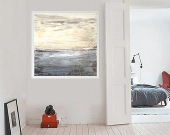 Painting abstract painting landscape painting acrylic painting large painting sophie vanderfeld