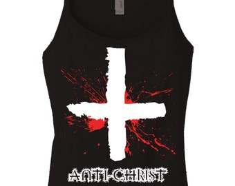Anti-Christ Inverted Cross Tank