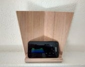 Sound Enhancing Phone Stand