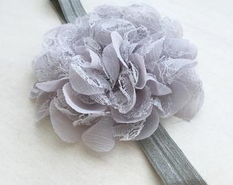 Baby headband, flower headband, toddler headband, flower girl accessories, hair accessories, baby head wear,baby gift, baby shower gift