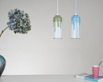 Aerosol light - graffiti light - LED pendant - pendant lamp