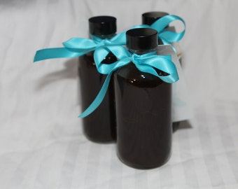 Homemade Pure Vanilla Extract--4 ounces