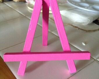 Mini Easel for Micro Acrylic Paintings