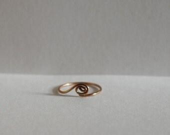Handmade Open Eyes Rings