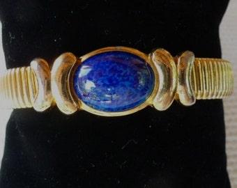 CHRISTIAN DIOR BRACELET - vintage turbogas bracelet