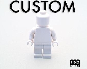 Custom Designed Lego Minifigure