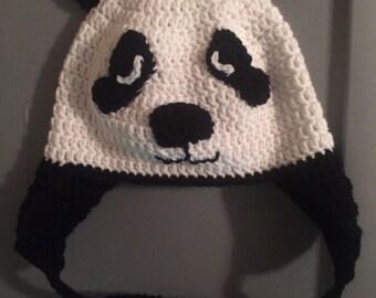 Sleepy Panda Hat