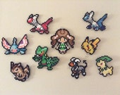 Custom Pokemon Perler Bead Sprite