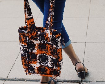 Small Tribal Tote