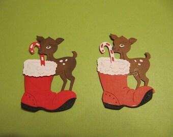 Reindeer/ Reindeer Stocking