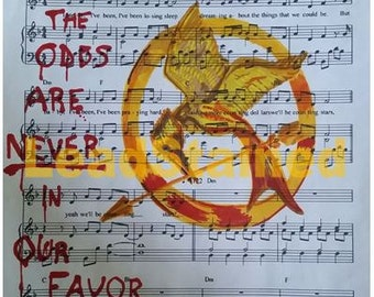 The Hunger Games Print