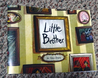 Little Brother Comic