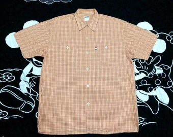 Clearance sale - vintage moschino jeans mens shirt