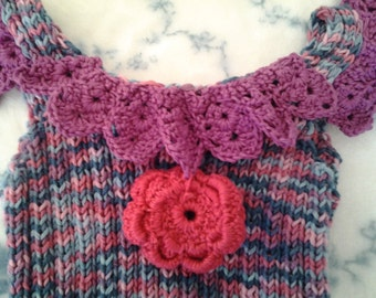 top knitted and crochet