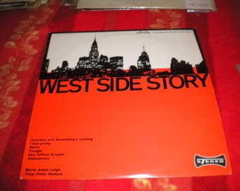 WEST SIDE STORY 33 laps