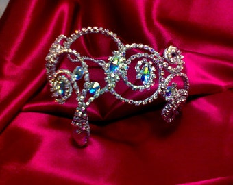 tiara for dancers