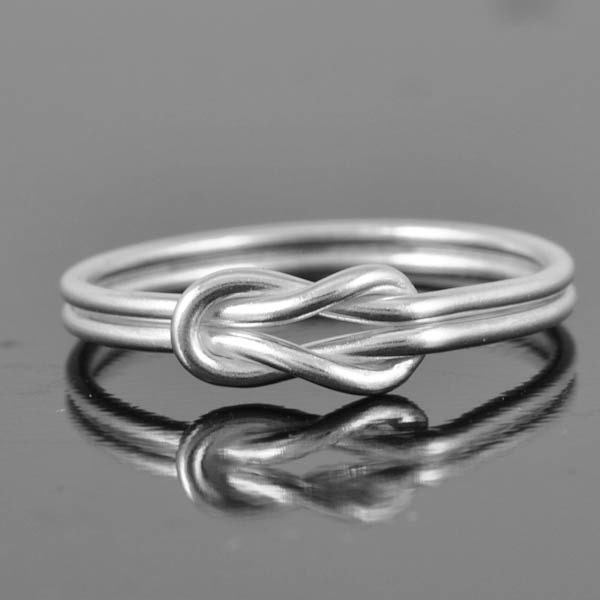 infinity ring maid of honor bridesmaid gift graduation gift bridal shower gift