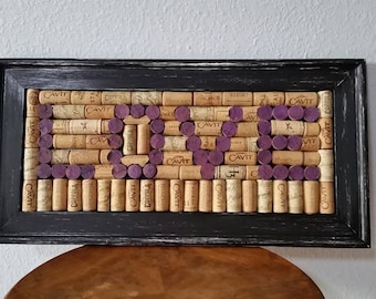 Wine Cork Board ~ For the Wine Lover In Your Life.