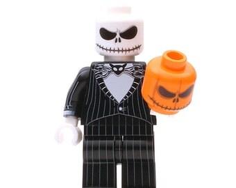 Pumpkin King - Custom Minifigure