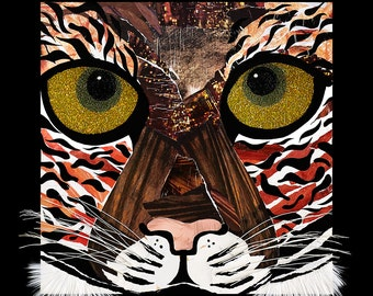 Tegan the Tiger