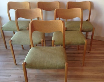Moller 71 Dining chairs