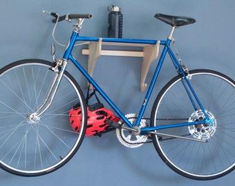 Premium Birch Bike Rack Shelf