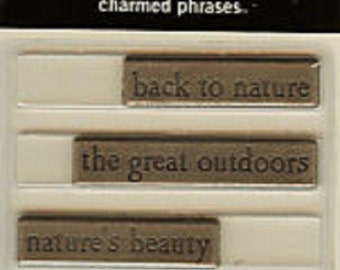 Making Memories - Charmed Phrases - Nature