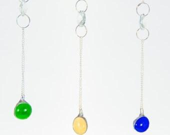 Glass Nugget Mini Suncatchers