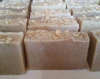 Oatmeal Cookie Soap