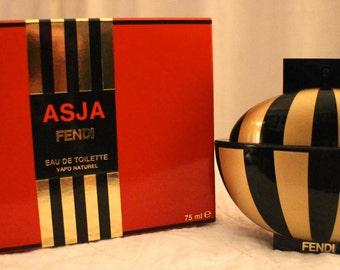 Vintage ASJA by Fendi EDT 75ml-2.55fl.oz.
