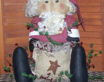 Santa & His Sack PDF Digital Download