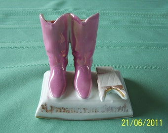 German Made Lady Boot Match Holder